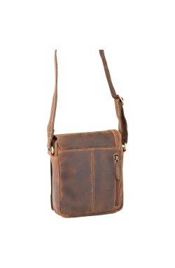 Сумка мужская Visconti S7 Messenger Bag A5 (Oil Tan)