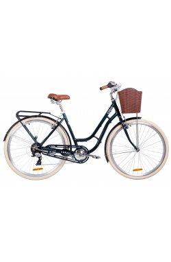 """Велосипед 28"""" Dorozhnik CORAL 2019 (малахитовый)"""
