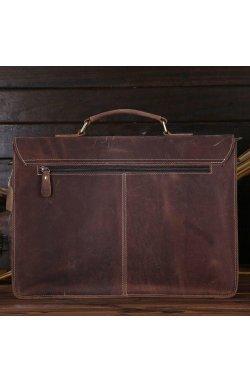 Портфель мужской из натуральной кожи bx1061 Bexhill
