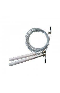 Скоростная скакалка Power System Ultra Jump Rope PS-4064 Silver