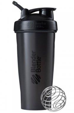 Спортивный шейкер BlenderBottle Classic Loop 820ml Black (ORIGINAL)