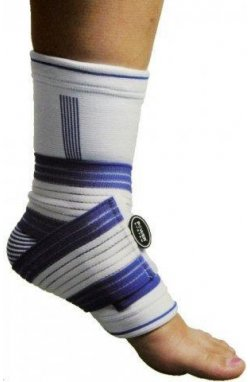 Голеностоп Power System Ankle Support Pro PS-6009 Blue/White S/M
