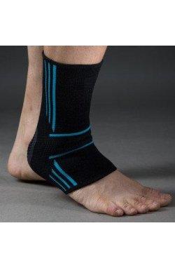 Эластический Голеностоп Power System Ankle Support Evo PS-6022 Black/Blue
