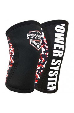Наколенники для Crossfit Power System Knee Sleeves PS-6030 L/XL