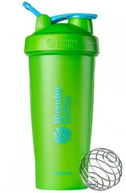 Спортивный шейкер BlenderBottle Classic Loop 820ml Special Edition Vera Green/Blue (ORIGINAL)