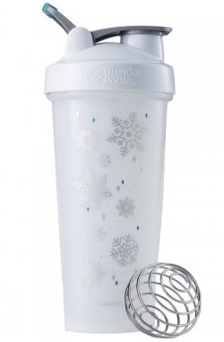 Спортивный шейкер BlenderBottle Classic Loop 820ml Special Edition Frost White (ORIGINAL)