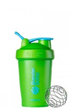 Спортивный шейкер BlenderBottle Classic Loop 590ml Vera Green/Blue (ORIGINAL)