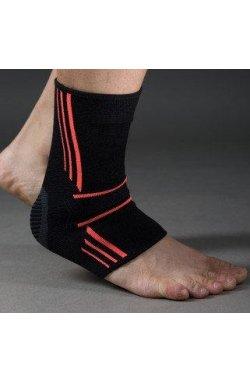 Эластический Голеностоп Power System Ankle Support Evo PS-6022 Black/Orange M