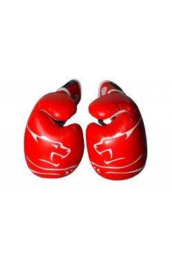 Боксерские перчатки PowerPlay 3018 Червоні