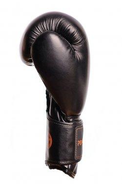 Боксерские перчатки PowerPlay 3016 Чорно-Оранжеві