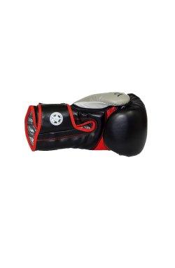 Боксерские перчатки PowerPlay 3006 Чорні