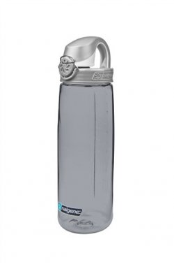 Пляшка для води Nalgene OTF On The Fly 650 мл. Сіра