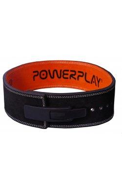 Пояс для тяжёлой атлетики PowerPlay 5175 Чорно-Оранжевий