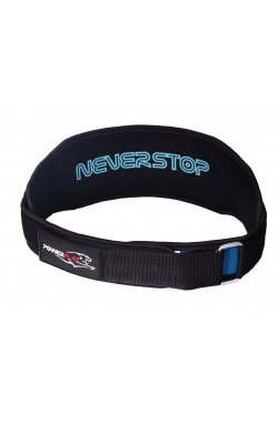 Пояс для тяжёлой атлетики PowerPlay 5545 Сине-Чорний (Неопрен)
