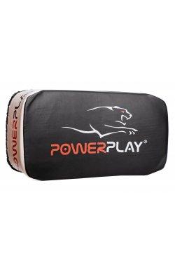 Макивара PowerPlay 3039 Чорно-Біла PU