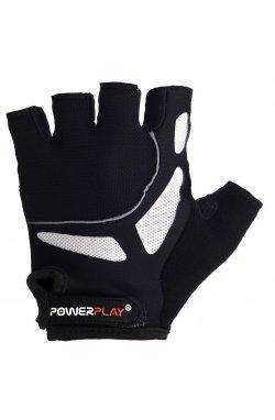 Велорукавички PowerPlay 5087 Черные