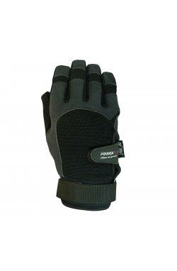 Перчатки для кроссфіту PowerPlay 2076 Черные