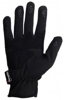 Перчатки лижні PowerPlay 6916 Черные (Универсальные зимние)
