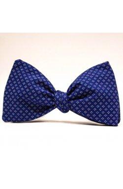 Галстук-бабочка Krago Polka Dots 34-45 см синий