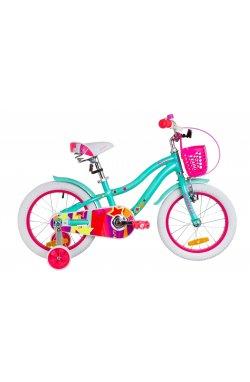 """Велосипед 16"""" Formula CREAM 2019 (бирюзовый)"""