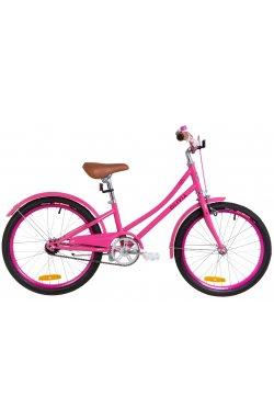 """Велосипед 20"""" Dorozhnik OLIVIA 2019 (розовый)"""