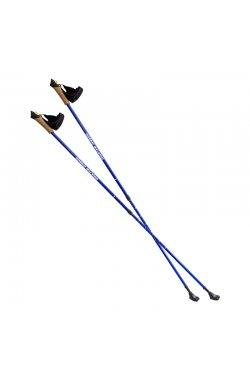 Трекинговые палки Nils Extreme NW607 Blue