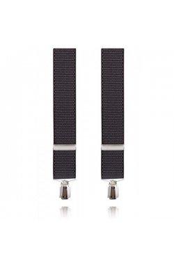Подтяжки широкие 35 мм Lindenmann 7545-01