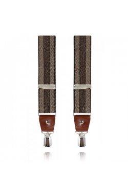Подтяжки широкие 35 мм Lindenmann 8116-03