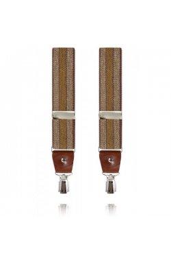 Подтяжки широкие 35 мм Lindenmann 8116-05