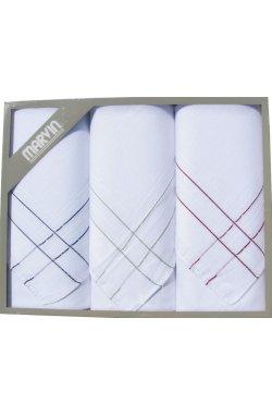 Комплект мужских носовых платков Marvin Mink 92-07