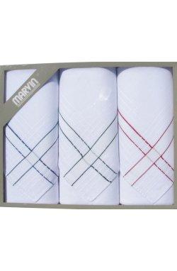 Комплект мужских носовых платков Marvin Mink 92-08