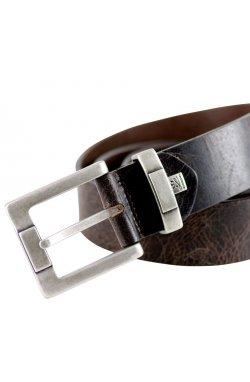 Ремень мужской Lindenmann - 234 коричневый