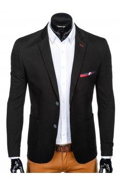 Мужской пиджак P77 - BLACK