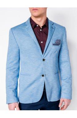 Мужской кэжуал пиджак P88 - LIGHT BLUE