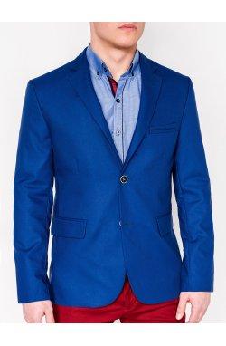 Мужской ELEGANT пиджак P94 - BLUE