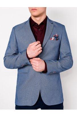 Пиджак мужской кэжуал P100 - Синий