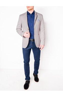 Мужской кэжуал пиджак P118 - BEIGE