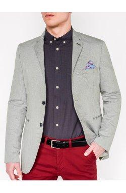 Мужской кэжуал пиджак P118 – GREEN