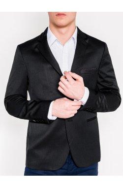Мужской ELEGANT пиджак P121 - BLACK