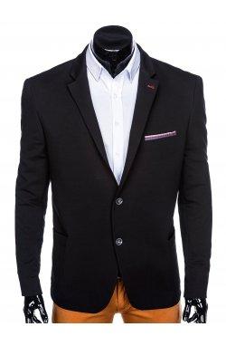 Мужской пиджак P124 - BLACK