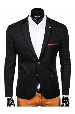 Мужской пиджак P106 - BLACK