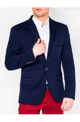 Пиджак мужской P138 - синий