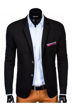 Мужской пиджак P140 - BLACK
