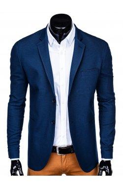 Мужской пиджак P142 - Синий