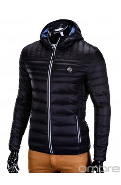 Куртка мужская K205 - черный