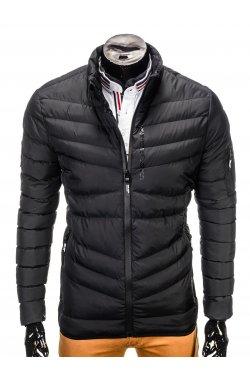 QUILTED PEN'S WINTER Куртка мужская K314 - черный