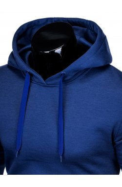Толстовка мужская T873 - синий