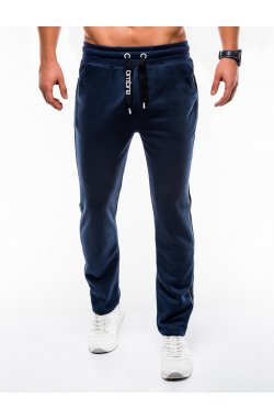 MEN'S SWEATPANTS P741 - синий