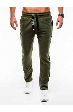 MEN'S SWEATPANTS P741 - OLIVE
