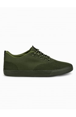 MEN'S TRAINERS T303 - OLIVE